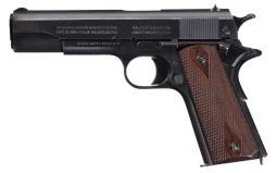 World War I U.S. Colt Model 1911 Semi-Automatic Pistol