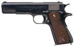 Pre-World War II 1938 Production U.S. Army Colt Model 1911A1