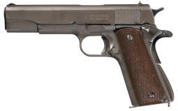 1943 U.S. Remington-Rand 1911A1 Pistol