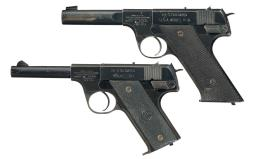 Two U.S. Property Marked High Standard Pistols