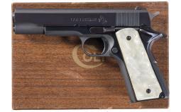 Colt Super .38 Semi-Automatic Pistol with Box