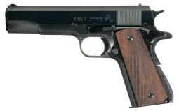 Colt Super .38 Semi-Automatic Pistol