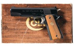 Colt Ace Service Model Pistol 22 LR With Box