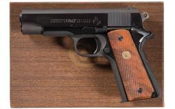 Scarce Colt .30 Luger Commander Semi-Automatic Pistol with Box