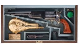 Colt Second Generation Walker Black Powder Percussion Revolver