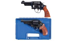 Two Smith & Wesson Thunder Ranch Special Double Action Revolvers