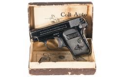 Colt 1908 Vest Pocket Pistol 25 ACP