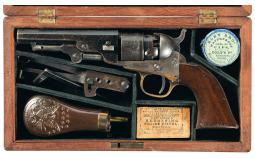Colt Pocket Navy Revolver 36 percussion