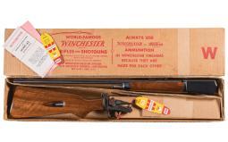 Winchester Model 63 Semi-Automatic Rifle