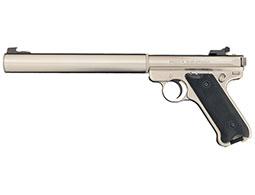 Ruger - 678G Governemt Model with Integral Suppressor