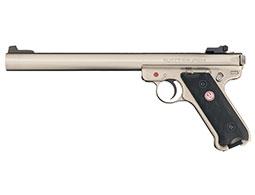 Ruger - Mark II Target with GEMTECH Suppressor