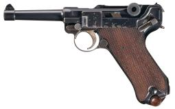 Mauser 1934 Pistol 9 mm