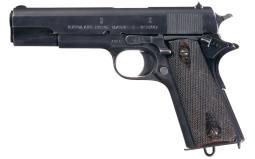 Norwegian 1914 Pistol, 1926 Manufacture