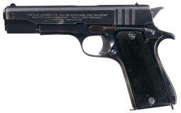 Ballester-Molina 22 Caliber Semi-Auto Pistol