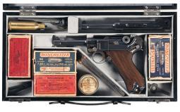 DWM 1920 Pistol 7.65 mm