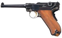 DWM 1906 Commercial Luger