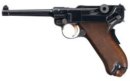 Waffenfabrik Bern 1906 Luger