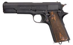 Norwegian 1914 Pistol, 1942 Manufacture