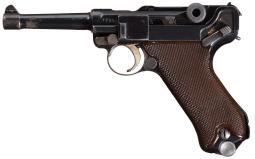 Krieghoff Luger Pistol, Luftwaffe Contract, 1937
