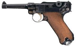 Mauser - Luger
