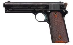 Colt 1905 Military Pistol, 1906 Manufactured, 3-Digit S/N