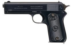 Colt 1903 Pocket Hammer Pistol 38 ACP