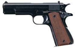 1937 Colt Ace Pistol