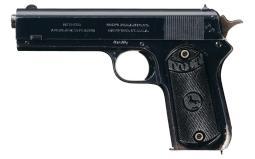 Colt 1903 Pocket Hammer Pistol
