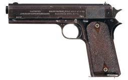 Colt 1907 Pistol 45 ACP