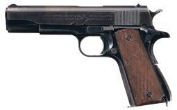 1924 Transitional Colt 1911/1911A1 Pistol