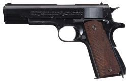 Navy Shipped 1939 U.S. Colt 1911A1 Pistol