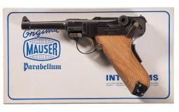 Mauser - American Eagle Luger