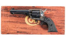 Third Generation Colt Single Action Army Revolver in .44 Special