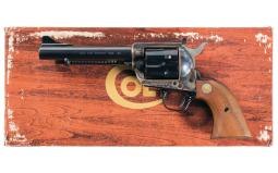 Third Generation Colt New Frontier Single Action Army Revolver