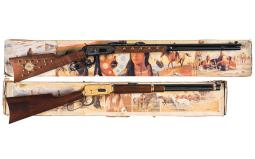 Winchester Model 94 Chief Crazy Horse Rifle