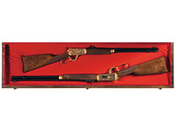 Matched Set of 1 of 1,000 Winchester Model 94 Rifles