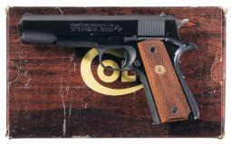 Colt Government Pistol 45 ACP