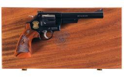 Cased Smith & Wesson Model 29-10 50th Anniversary Commemorative