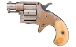 Scarce Short Barrel Colt Cloverleaf Revolver