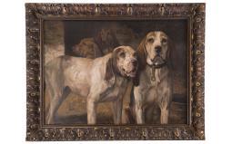 Framed H. R. Poore