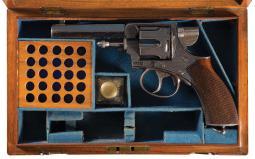 Rare Silver & Fletcher Patented Cased