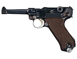 Krieghoff Heinrich Gun Co  P.08 Pistol 9 mm Luger