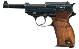 Walther HP/Swedish m/39 Semi-Automatic Pistol