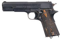 1942 Dated Norwegian Model 1914 Semi-Automatic Pistol