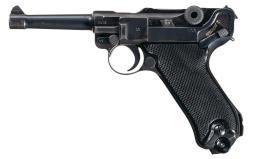 World War II Mauser
