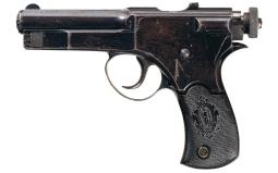 Roth Sauer Model 1900 Semi-Automatic Pistol