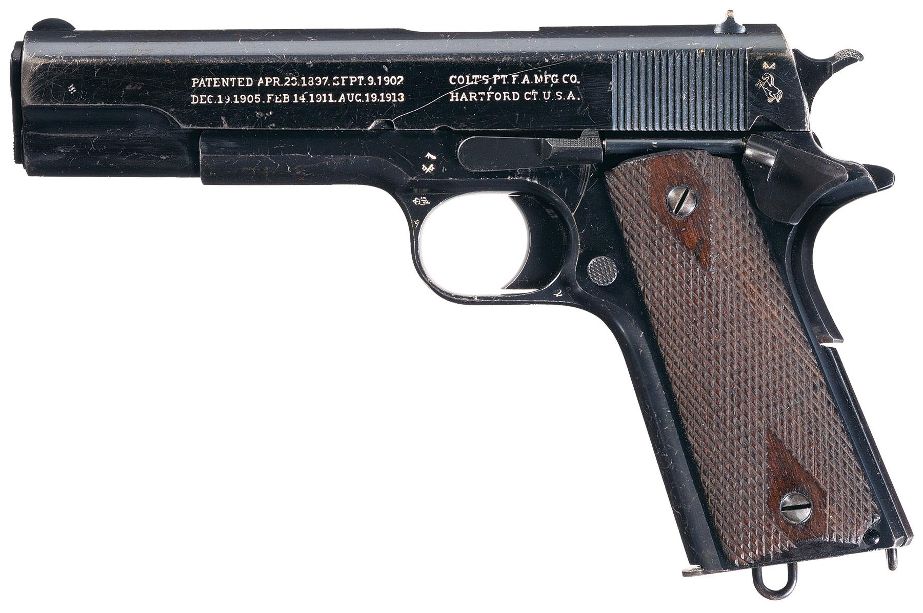 Rock Island Gun Auction