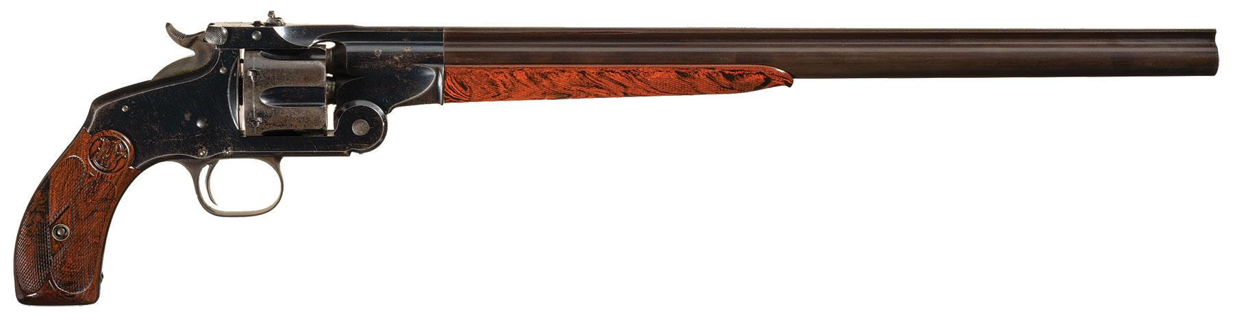Smith & Wesson 320 Revolving Rifle Rifle 320
