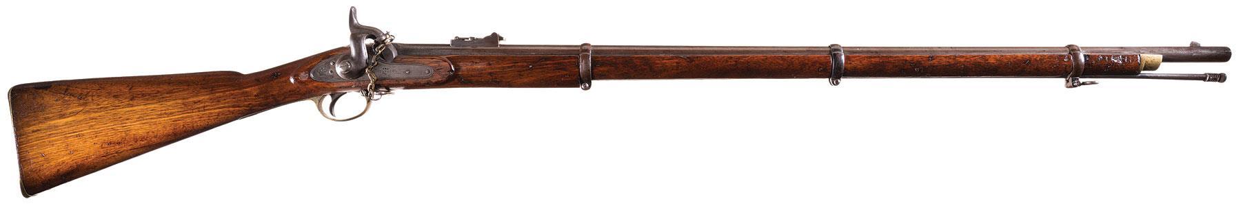Civil War Era Pattern 1853 Percussion Rifle-Musket