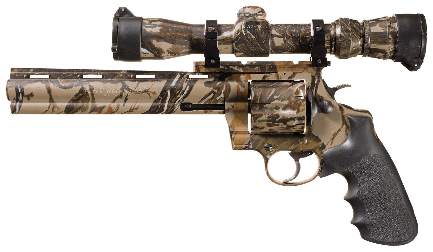 Colt Anaconda Revolver 44 magnum